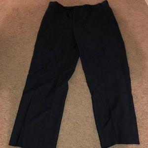 Men's Giorgio Armani Black Pants size 48